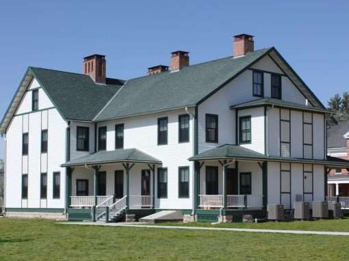 Fort Robinson Officers Quarters