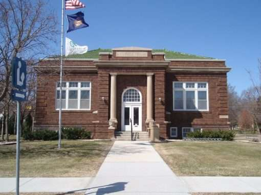 Auld Public Library