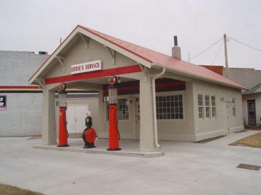 Eddie's Service Station