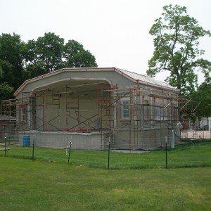 Norris Band Shell - Restoration