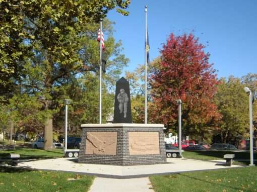Saline County Veterans' Memorial
