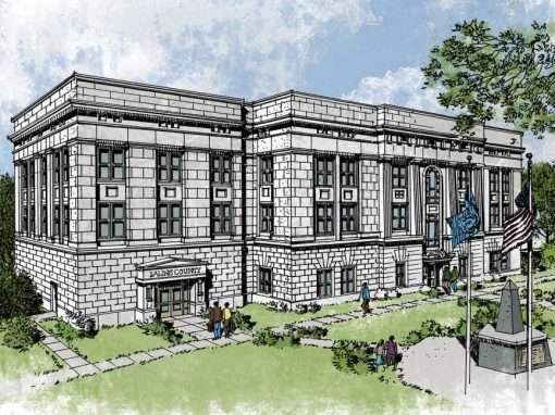 Saline County Courthouse Addition