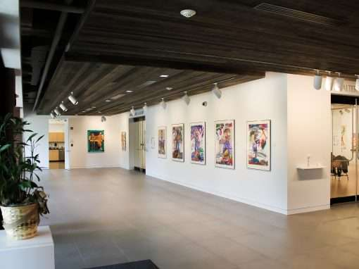 Minot State University – Northwest Arts Center