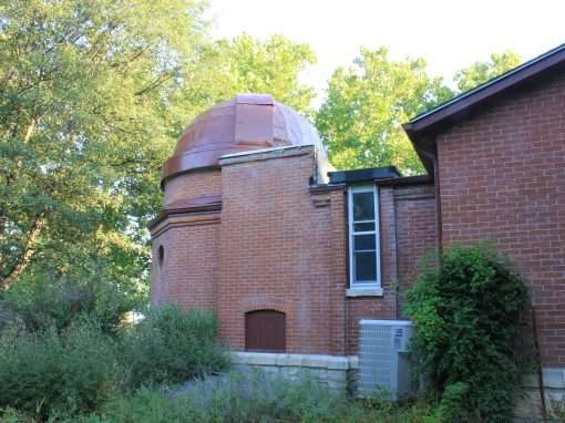 Boswell Observatory Dome