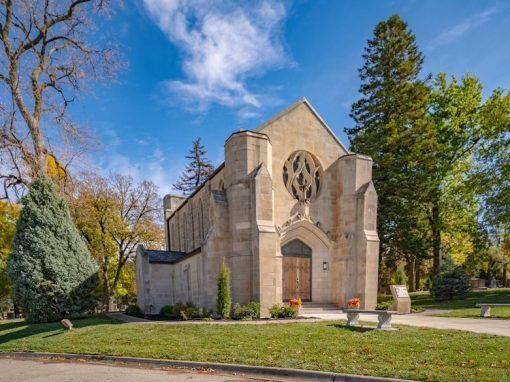 Rudge Memorial Chapel
