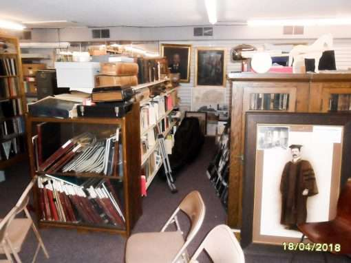 Barnes County Historical Society Museum