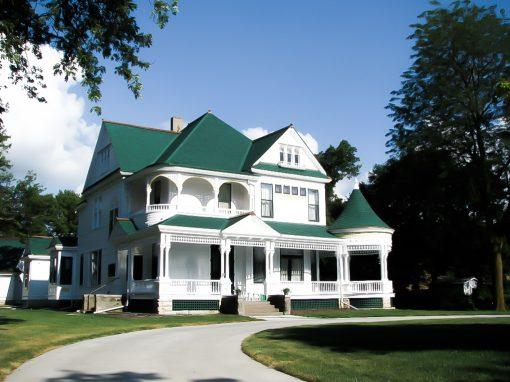 Harry T. Jones Residence